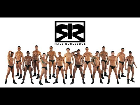 SIR Male Burlesque
