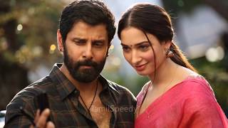 Video Sketch Movie Reivew | Vikram | Tamanna | Vijay Sandhar #tamiltakies MP3, 3GP, MP4, WEBM, AVI, FLV April 2018