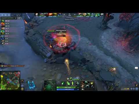 Spirit vs Virtus.pro, Dota PIT League, game 1 [Maelstorm, Smile]