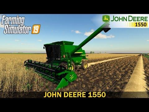 FS19 John Deere 1550 v1.0.0.0