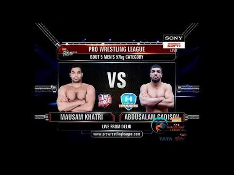 Gadisov VS Mausam Khatri