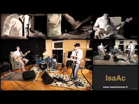 IsaAc Trio Live - Au dela des mers