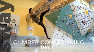 10 Minute Workout For Climbers   Day 7   Climb With Sway by  WeDefy