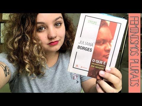 Resenha #95 O que é encarceramento em massa?, de Juliana Borges   Feminismos Plurais