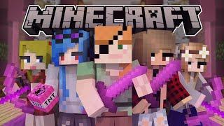 If Girls Ruled Minecraft - Minecraft Animation