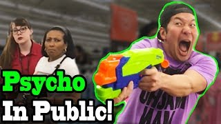 Video Post Malone - PSYCHO - SINGING IN PUBLIC!! MP3, 3GP, MP4, WEBM, AVI, FLV Agustus 2018