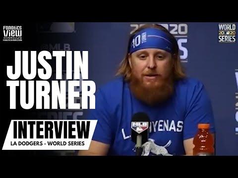 """Justin Turner Details How He Is Still an """"Elite"""" Hitter at Age 36 & Talks Walker Beuhler"""