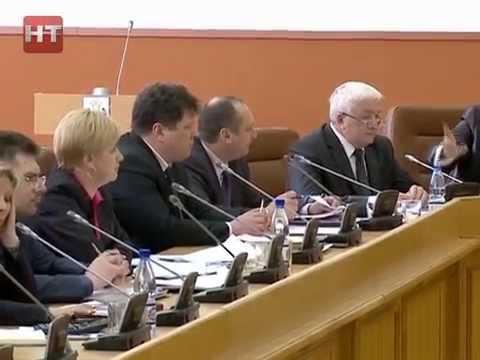 В мэрии состоялся круглый стол, на котором депутаты Думы и представители Администрации обсудили дальнейшие пути исполнения бюджета