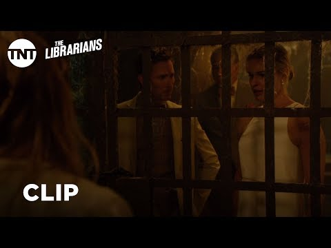 The Librarians: She is an Immortal - Season 4, Ep.1 [CLIP]   TNT
