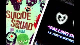Falling down x Heatens | Collab Lil peep, XXXtentacion, Twenty One Pilots