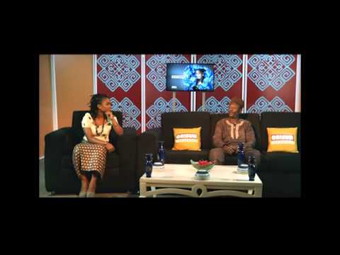 DAGUNRO WITH AYINKE KUJORE ON MILIKI EXPRESS