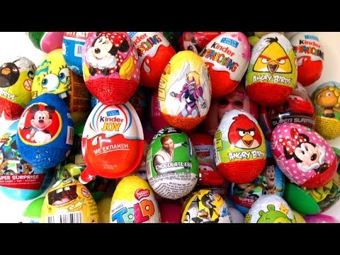 surprise - Play Doh Surprise Eggs Huevo Kinder Sorpresa unboxing easter eggs by Unboxingsurpriseegg http://www.youtube.com/user/UnboxingSurpriseEgg Unboxing Surprise eg...