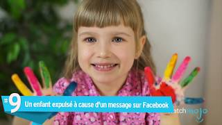 Video Top 10 Enfants RENVOYÉS de l'école pour des RAISONS STUPIDES ! MP3, 3GP, MP4, WEBM, AVI, FLV Juli 2018
