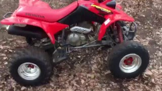 3. 2003 Honda 400ex review