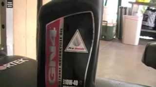 7. How to change oil on honda 400ex