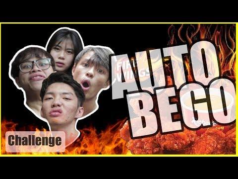 KPOP KARAOKE CHALLENGE + MUKBANG FIRE WINGS LEVEL 5 !!  (Feat Alphisugoi, Agorivall, & Coppamagz)