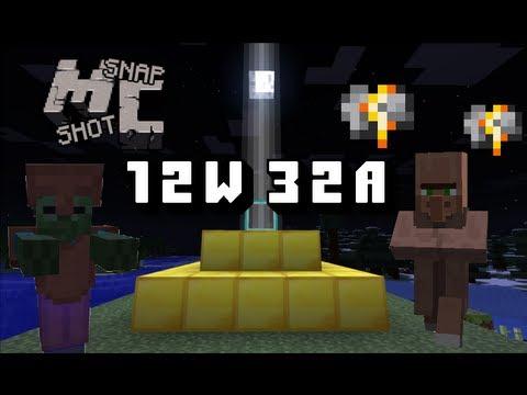 Minecraft 12w32a - Piramida mocy, Nowe zombie, Mikstura widzenia w ciemności, Zmiany w multi