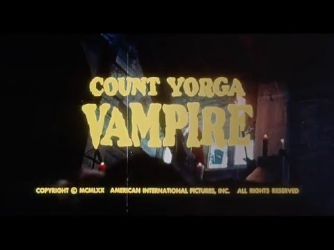 Count Yorga, Vampire (1970) - Trailer
