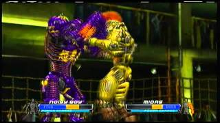 Real Steel GamePlay 1080p Part 2