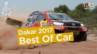 Car: , won the DAKAR 2017 in front of and . More information on: http://www.dakar.com Social media: ...