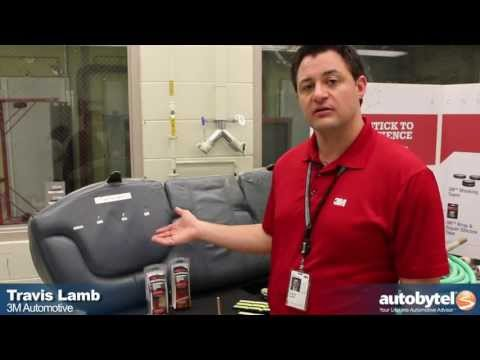 Autobytel Auto Extra: Repairing Leather Seats With 3M