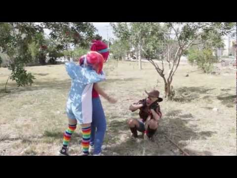 [WIF] My Little pony: Friendship is magic, PARODY. Episode 1- Live Action