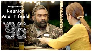 Video 96 Reunion | 96 Movie | Vijay Sethupathi, Trisha | Govind Vasantha, C. Prem Kumar MP3, 3GP, MP4, WEBM, AVI, FLV Januari 2019