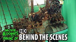 Pan (2015) Behind the Scenes - Part 1