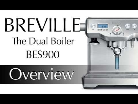 Breville The Dual Boiler Espresso Machine Preview