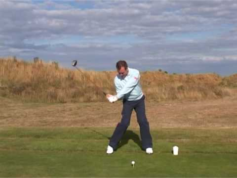 How to create a great down swing for awesome power.