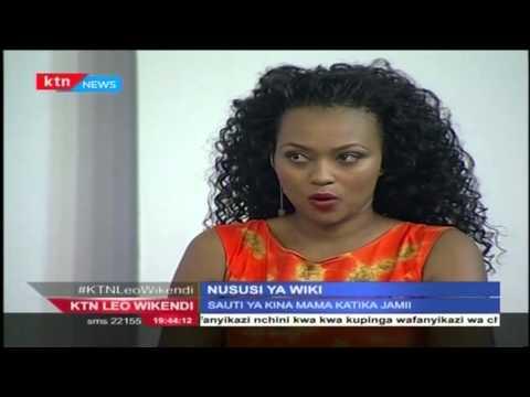 Nususi ya Wiki: Sauti ya kina Mama katika jamii 1st May 2016