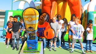 Best 10th Birthday Party Ever & I Picked Up Camari!