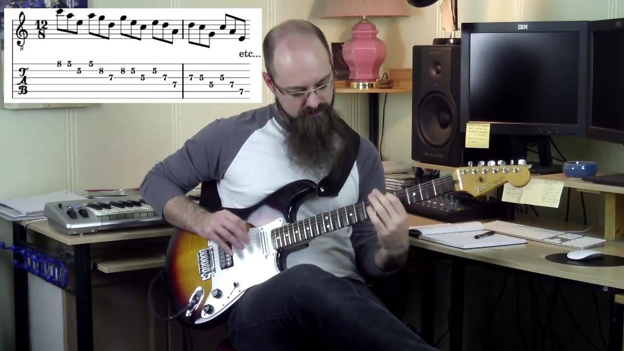 How To Create Endless Original Guitar Licks On The Pentatonic Scale