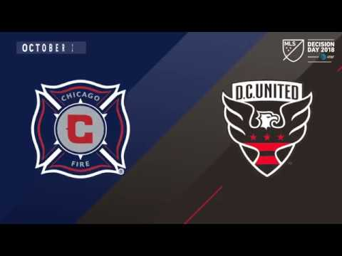 Video: HIGHLIGHTS: Chicago Fire vs. D.C. United | October 28, 2018