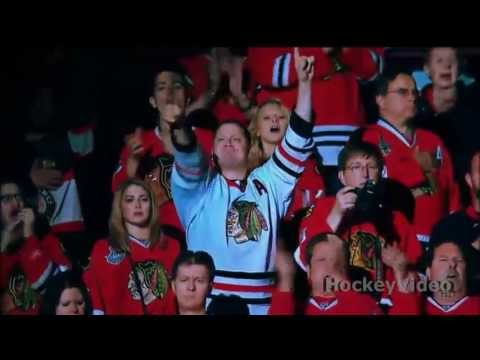 STANLEYCUP - Montage of the best moments of the playoffs showed on CBC after the win by the Chicago Blackhawks in game 6 of the stanley cup final. 2013 nhl stanley cup fi...