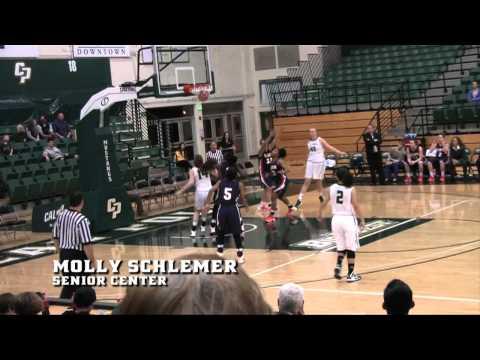 Cal Poly Women's Basketball vs. Cal State Fullerton