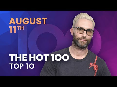 Early Release! Billboard Hot 100 Top 10 August 11th 2018 Countdown | Official