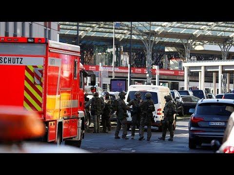 "Video - Τρομοκρατία ""βλέπει"" η γερμανική αστυνομία πίσω από την επίθεση ομηρίας στην Κολωνία"