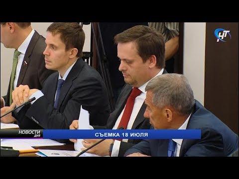 В Новгородской области будут внедряться проекты национальной технологической инициативы