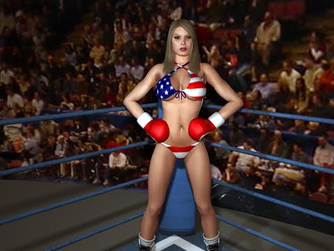 Female Boxing Knockout