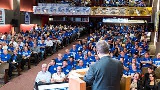 O IX Congresso Nacional dos Trabalhadores em Turismo e Hospitalidade foi aberto na terça-feira (24/11) à noite e reuniu os participantes do evento e diversas...