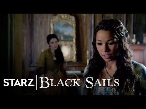 Black Sails | Season 2, Episode 6 Clip: Adrift | STARZ