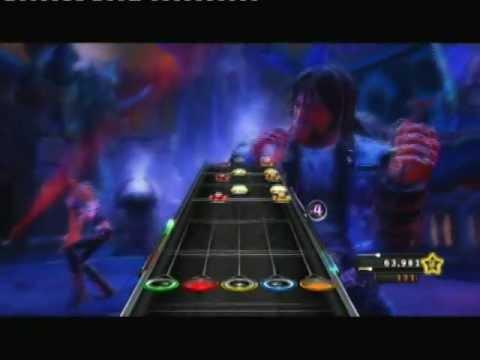 Guitar Hero : Warriors of Rock / Wish (Nine Inch Nails) Expert Guitar 100%