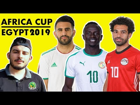 Africa Cup Of Nations 2019: Every Team's Best Player