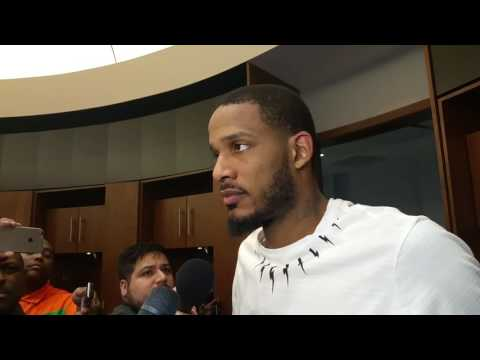 Trevor Ariza after Rockets home loss to Grizzlies