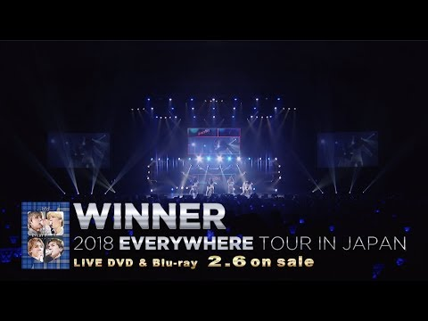 WINNER - EVERYDAY (WINNER 2018 EVERYWHERE TOUR IN JAPAN)