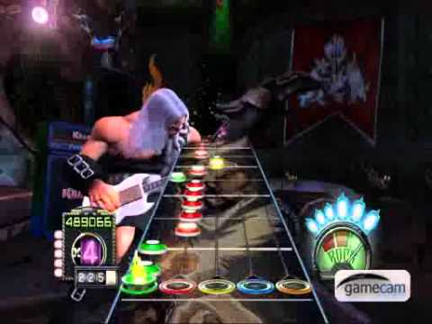 Guitar Hero III – DragonForce 100% Expert