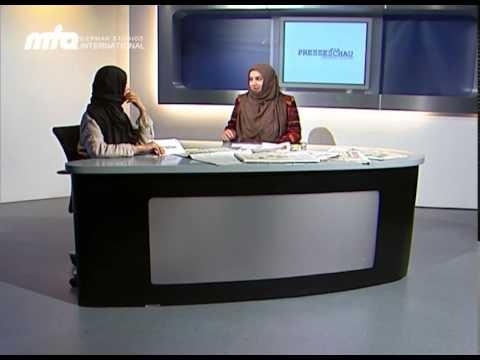 MTA Presseschau - Das Kalifat - Islam Ahmadiyya Deutschland
