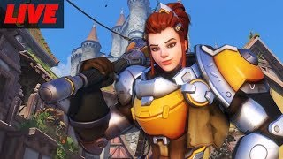 Brigitte Makes Her Way To Console and PC Today! | Overwatch Hero Live PC Gameplay