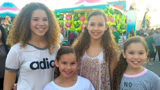 Riverside County Fair & Date Festival (Haschak Sisters)